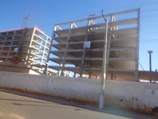 Edifícios do Complexo Shopping Juazeiro.