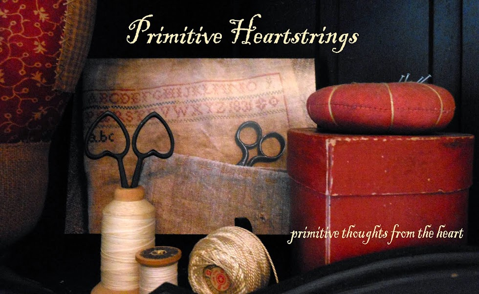 Primitive Heartstrings