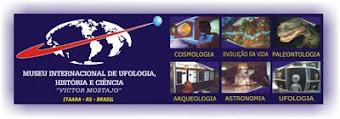 E VISITE O MUSEU INTERNACIONAL DE UFOLOGIA, HISTÓRIA E CIÊNCIA,  LOCALIZADO NA CIDADE DE ITAARA-RS