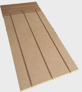 Plaque de plancher chauffant Caleosol eco+ V2