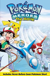 Pokemon 5: Herois Dublado