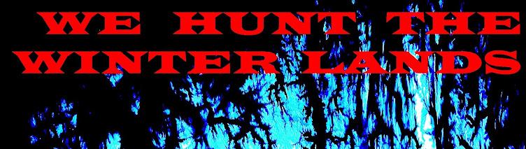HUNT THE WINTER LANDS