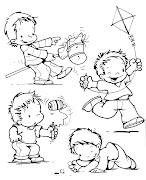 Desenhos de Crianças para Colorir (desenhos de crian as para colorir)