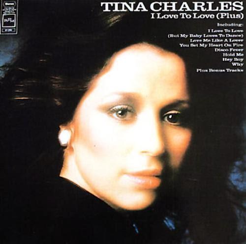 "La primera ""Reina de las discotecas"": Tina Charles"