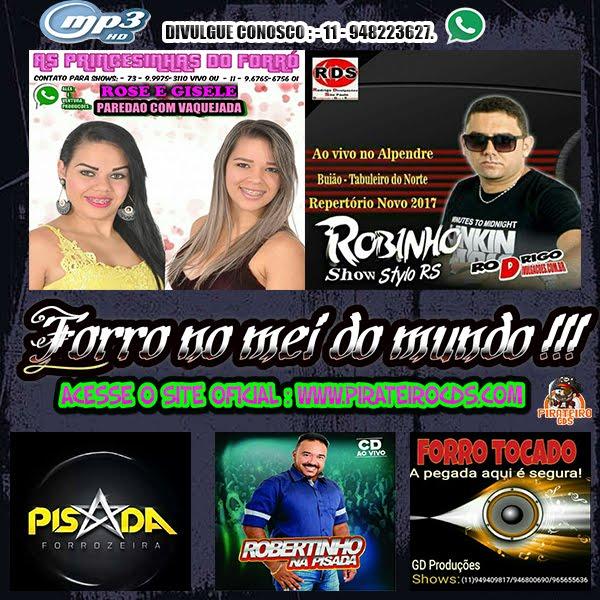 MP3 FORRO NO MEI DO MUNDO 2018 !!!