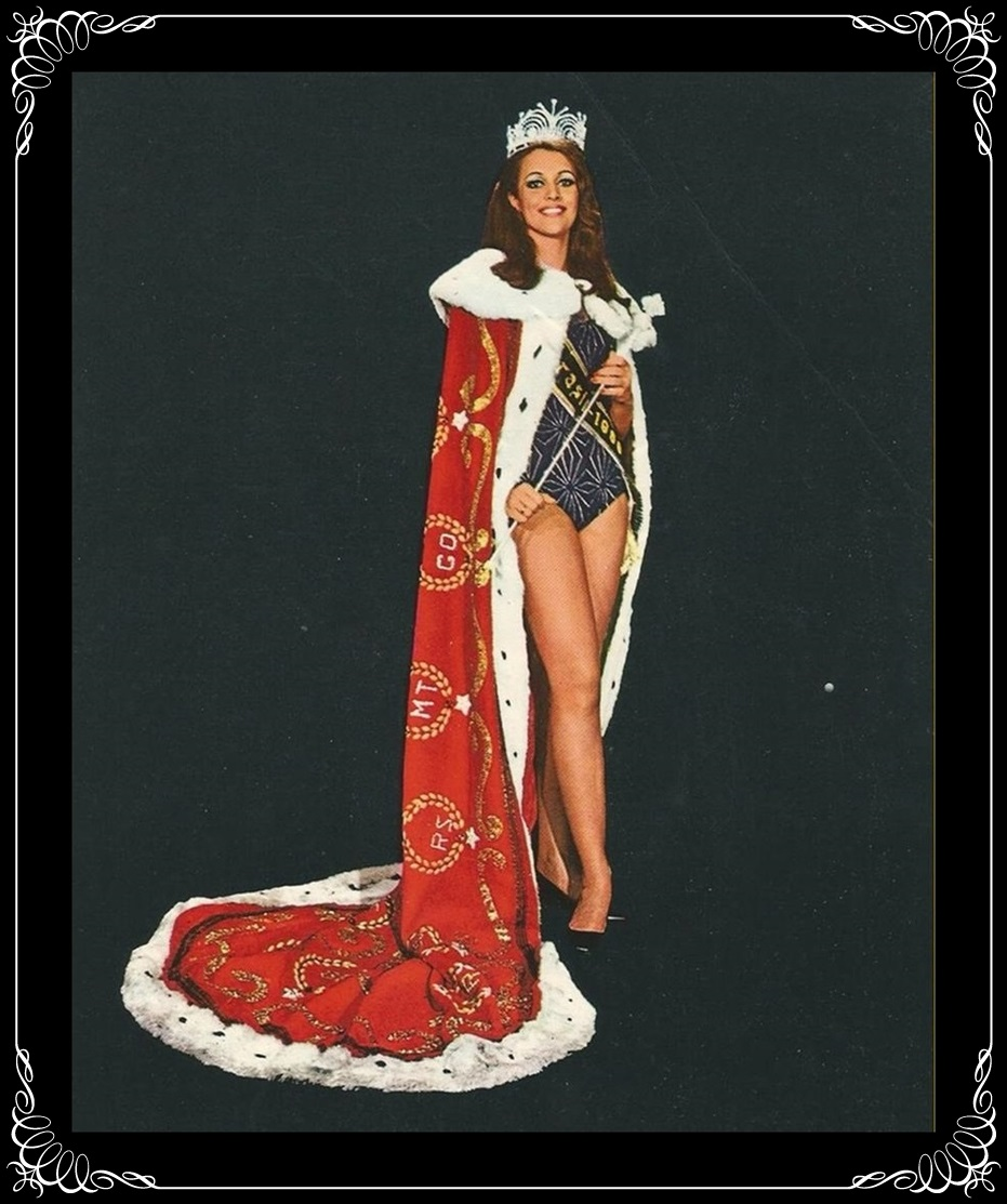 .MISS UNIVERSO 1968