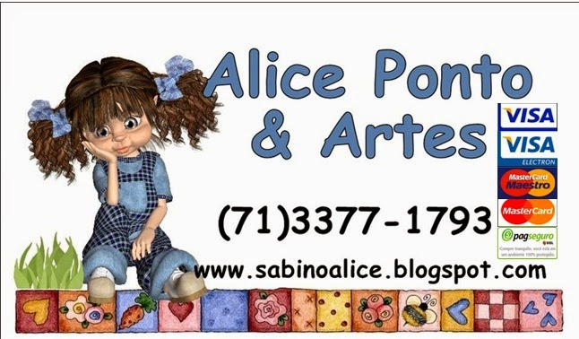 ALICE PONTO E ARTES
