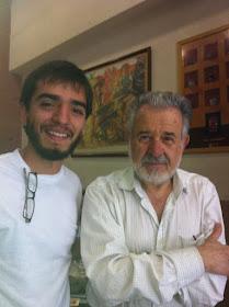 Abraham Peralta Vélez y Juan Cervera Sanchís