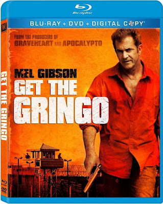 Get the Gringo (2012) 720p BRRip 650MB mkv subs español