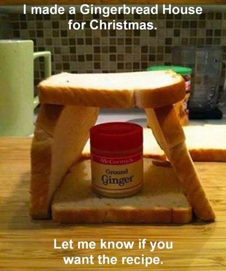 Gingerbread House | Meemaw Eats