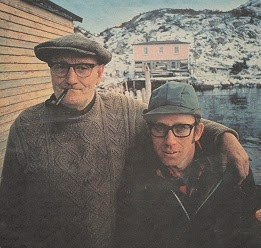 Two Pius in South East Bight, 1979.