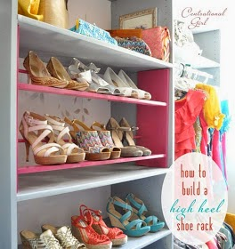 7 DIY Shoe Storage Solutions