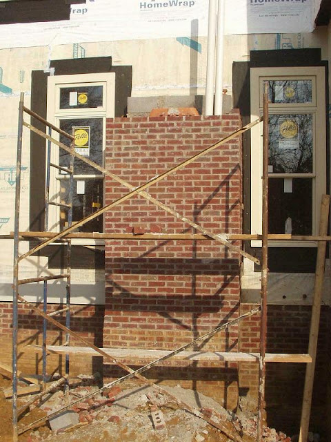 Brick Chimney Construction4