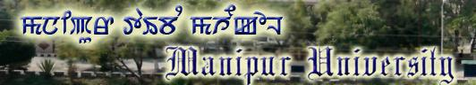 Manipur University MS & DCP Exam April 2013 Results