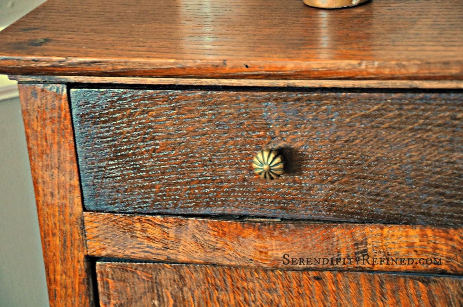 Serendipity Refined Blog: Miss Mustard Seed Hemp Oil on Unpainted ...