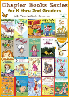 Chapter book series for k thru 2nd grade for Bureau 13 book series