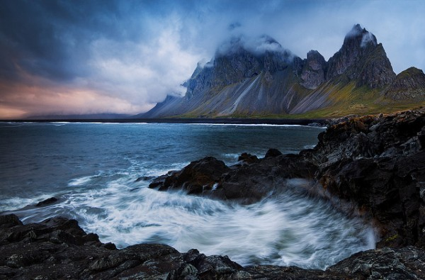 Iceland - East Fjords: Dramatic Iceland by John & Tina Reid