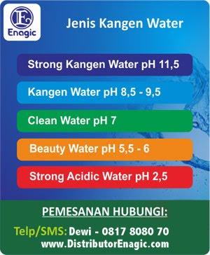 Info Kangen Water