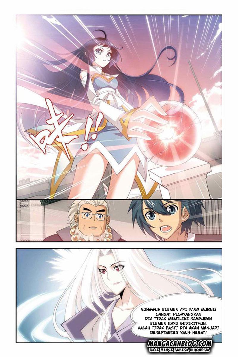Battle Through Heaven Chapter 12-7