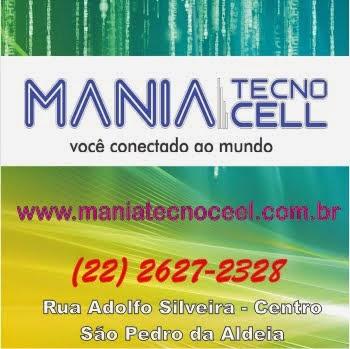 Acesse o Site da Mania Tecno Cell