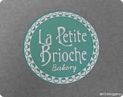 La Petite Brioche Bakery Logo