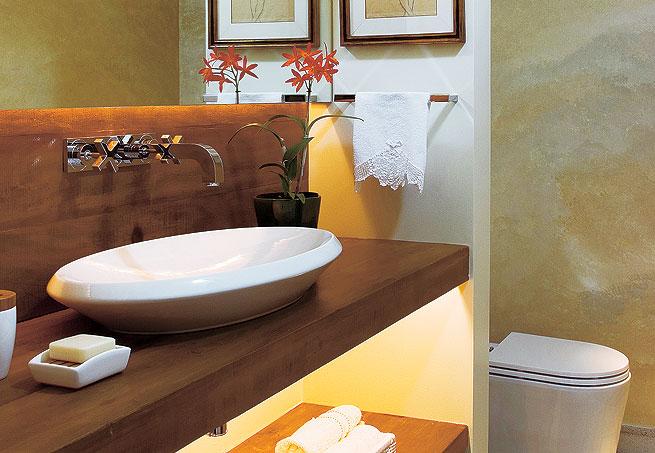 Sítio Bela Vista Banheiro Selva -> Pia De Banheiro Rustica