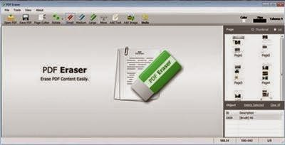 Download PDF Eraser Pro 1.3.0.4 DC 12.05.2015 Portable
