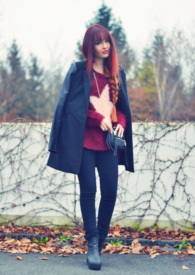 Bordeaux_Farbe_Outfit_kombinieren_Herbst_Winter