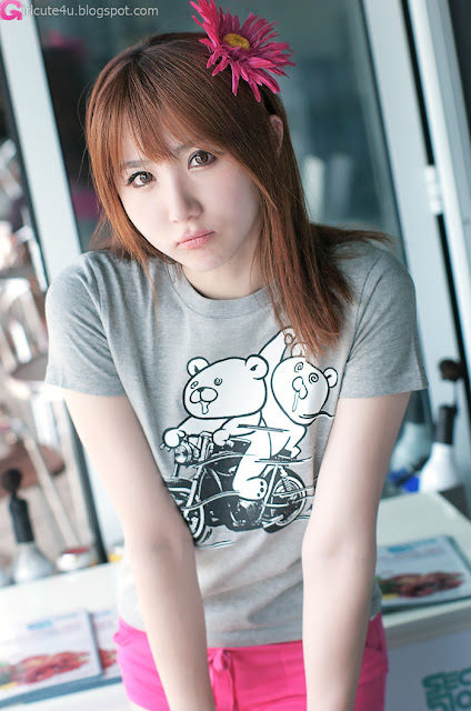2 Sexy Yeon Da Bin-Very cute asian girl - girlcute4u.blogspot.com
