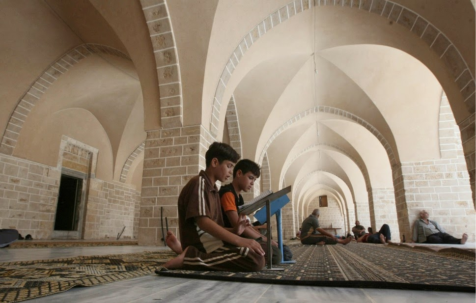 Hafalan Al Qur'an Anak-Anak Palestina Bisa Menjadi Penyemangat