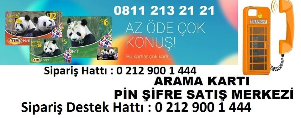 telefon arama kartı