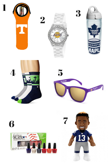 stocking stuffers for sports fans