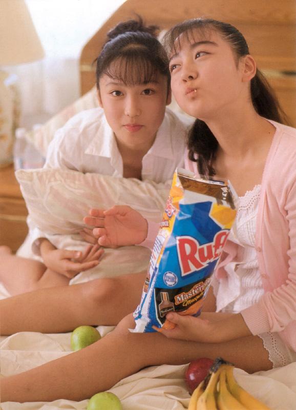 sexy japanese teens yoko mitsuya and nara saori 01