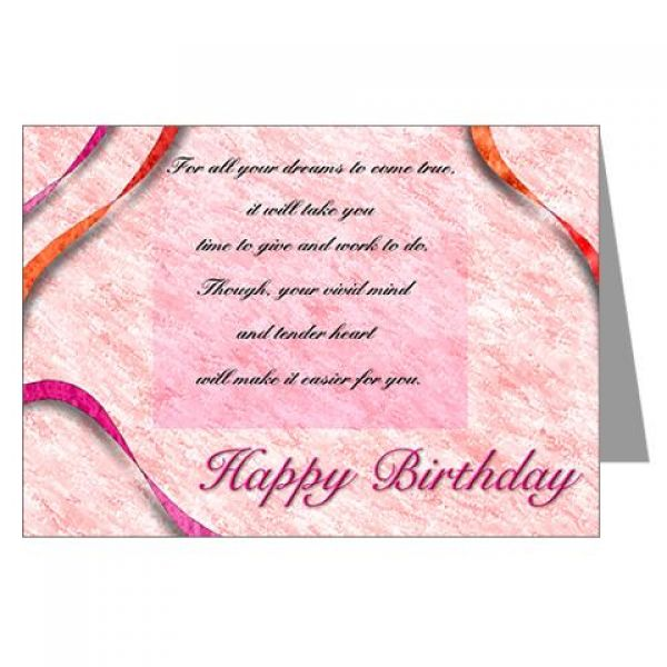 Birthday Cards Sayings