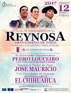 Anuncian a El Chihuahua, en Reynosa,  el 12/03.