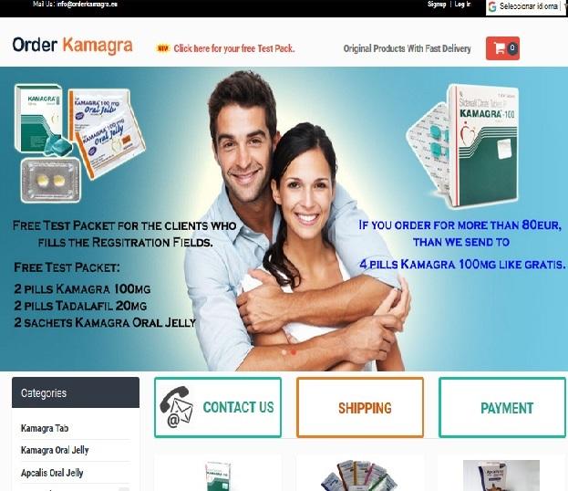 KAMAGRA, VIAGRA Y CIALIS AL MEJOR PRECIO DE EUROPA A UN SÓLO CLICK: www.orderkamagra.eu