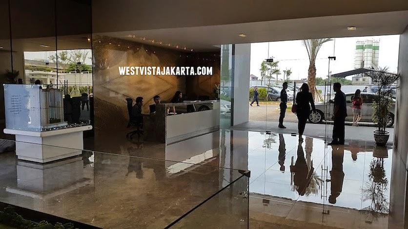 Receptionist Kantor Marketing West Vista Jakarta Barat