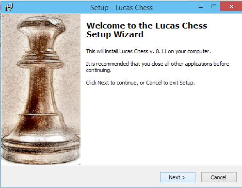 aplikasi bermain catur lucas chess