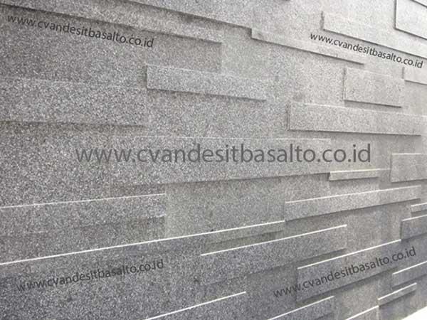 Batu Alam untuk Dinding model MONDRIAN