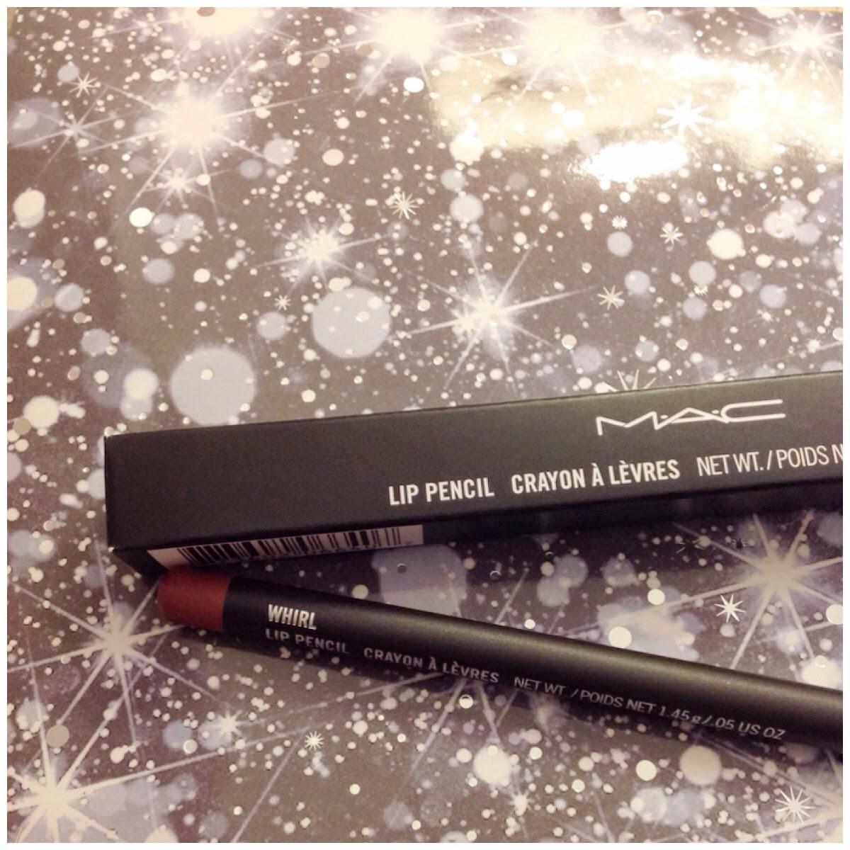 MAC Whirl Lip Pencil