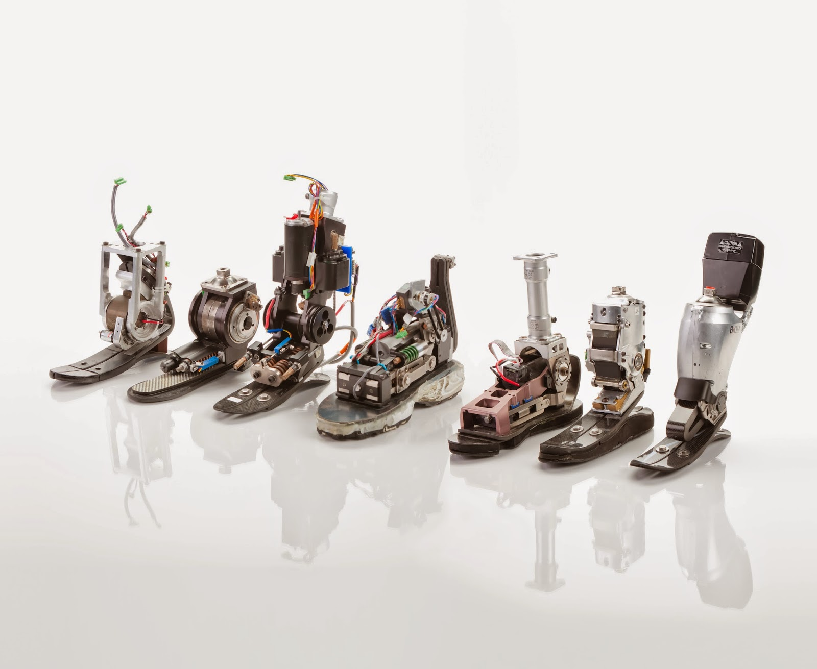 Robot Control Theory Applied To Improve Prosthetic Legs