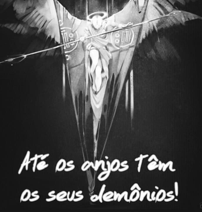 Entre Anjos e Aliens