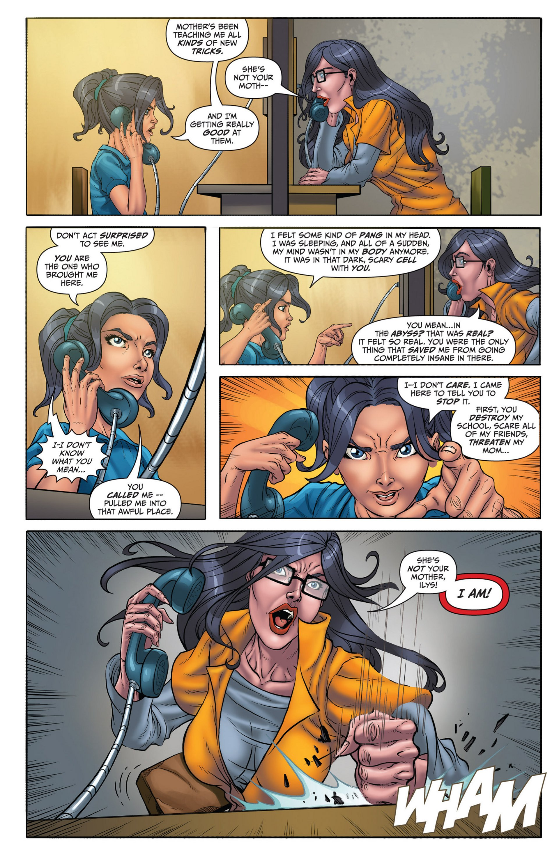 Grimm Fairy Tales (2005) Issue #80 #83 - English 5