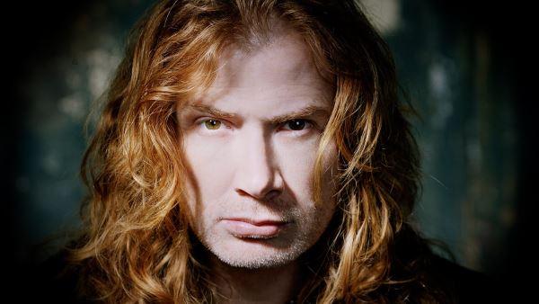 DAVE MUSTAINE (Megadeth): Ετοιμάζει νέο βιβλίο