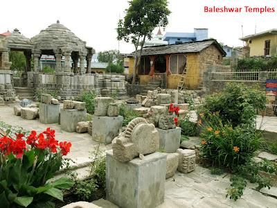 Baleshwar Temples in Nainital