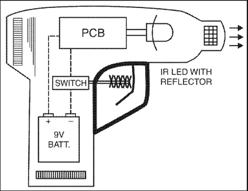electronics everywhere  circuit diagrams