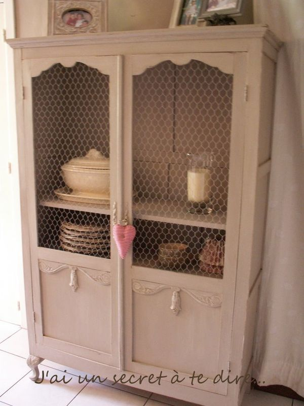 Decoritzion Vitrinas Restaurar Y Reutilizar Cabinets