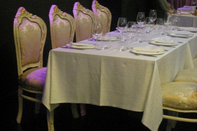 Comedor del Restaurante Fabio... y la belle epoque en Gijon
