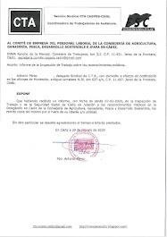 Remitimos al Comité de Empresa informe de la Inspección de Trabajo sobre los reconocimientos médico