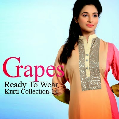 Grapes Summer Collection for girls 2014